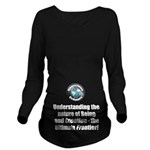 Ultimate Frontier Long Sleeve Maternity T-Shirt