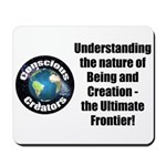 Ultimate Frontier Mousepad