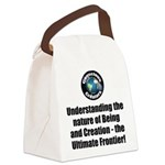 Ultimate Frontier Canvas Lunch Bag