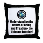 Ultimate Frontier Throw Pillow