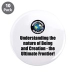 """Ultimate Frontier 3.5"""" Button (10 Pack)"""