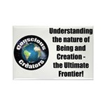 Ultimate Frontier Rectangle Magnet (100 pack)