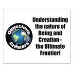 Ultimate Frontier Small Poster