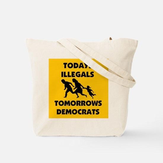 gringo welfare Tote Bag