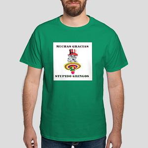 gringo welfare Dark T-Shirt