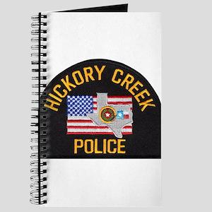 Hickory Creek Police Journal
