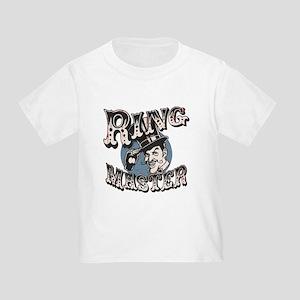 Ring Master Toddler T-Shirt