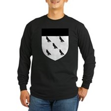 Ogan's Long Sleeve Dark T-Shirt
