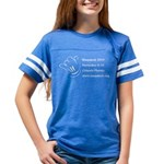 Warpstock Event Youth Football Shirt T-Shirt