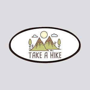 Take A Hike Patches