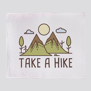 Take A Hike Stadium Blanket