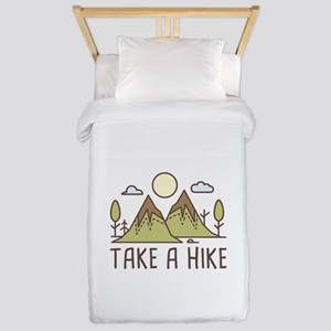 Take A Hike Twin Duvet