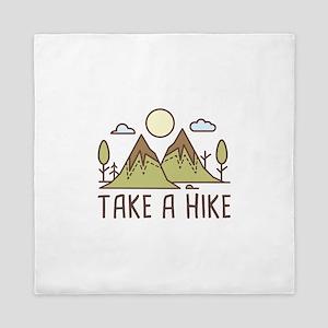 Take A Hike Queen Duvet