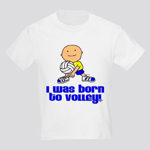 Born to Volley Andrew Kids T-Shirt