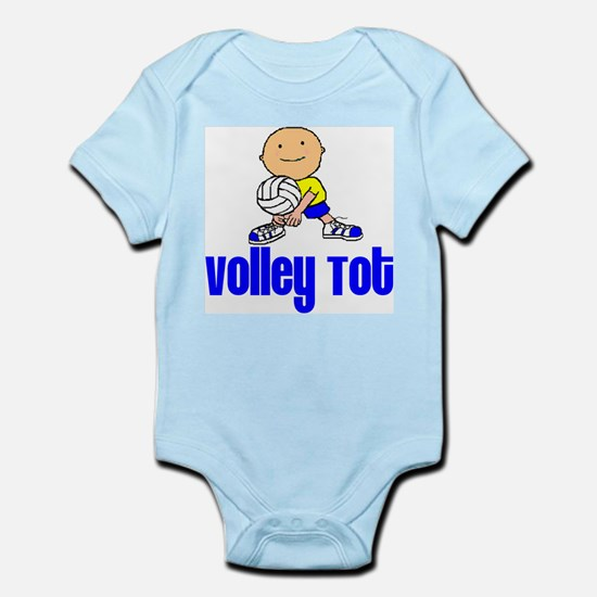 Volley Tot Andrew Infant Creeper