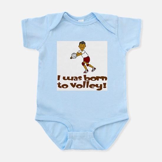 Born to Volley Daniel Infant Creeper