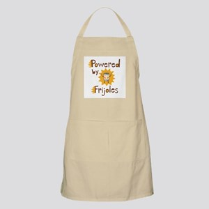Apron with Frijoles logo