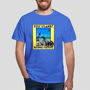 Gulf Islands National Seashor Dark T-Shirt