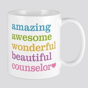Amazing Counselor Large Mugs