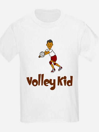 Volley Kid Daniel Kids T-Shirt
