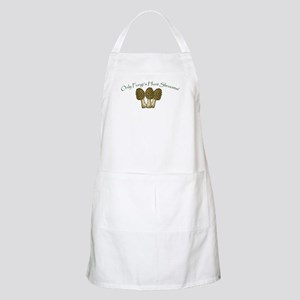 Only Fungi's Hunt Shrooms! Apron