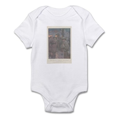 The Greatest Home in the World Infant Bodysuit