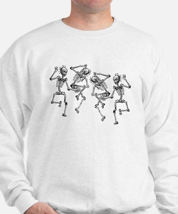 Dancing Skeletons Sweater