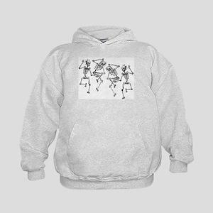 Dancing Skeletons Kids Hoodie