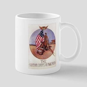 The Motor Corps of America Mug