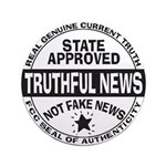 Truthful News Button
