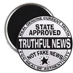 Truthful News Magnets