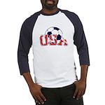 USA Soccer Baseball Jersey