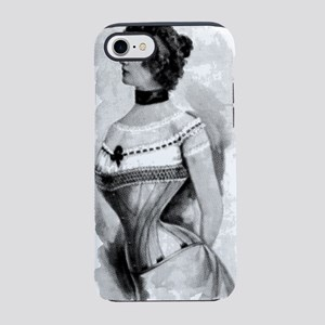 1900 Corset Ad iPhone 7 Tough Case