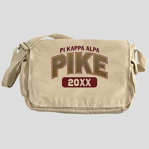 Pi Kappa Alpha PIKE Personalized Messenger Bag