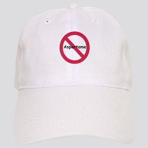 NO Aspartame Allowed Cap