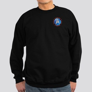 Starfleet Sweatshirt (dark)
