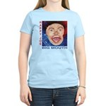 Happy Joe Big Mouth Cover T- Women's Light T-Shirt