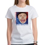 Happy Joe Big Mouth Cover T- Women's T-Shirt