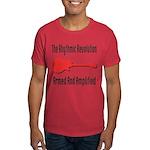 The Rhythmic Revolution T-Shi Dark T-Shirt