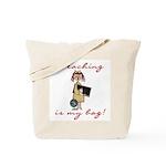 Teaching is my Bag Tote Bag