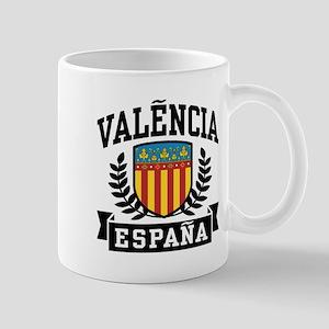 Valencia Espana Mug