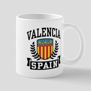Valencia Spain Mug