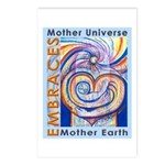 Mother Universe 2 Postcards (Package of 8)