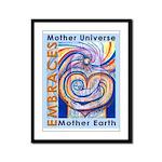 Mother Universe 2 Framed Panel Print