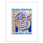 Mother Universe 2 Small Poster