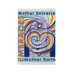 Mother Universe 2 Rectangle Magnet
