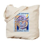 Mother Universe 2 Tote Bag