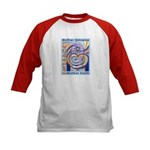 Mother Universe 2 Kids Baseball Jersey