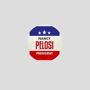 Pelosi 08 Mini Button