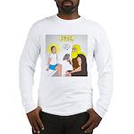 Dr. Thor Reflex Test Long Sleeve T-Shirt
